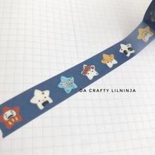 Lilnjnja Star Washi Tape