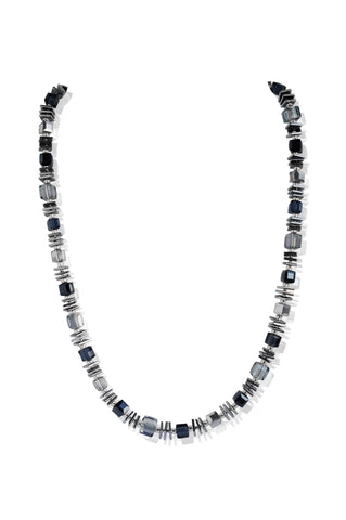 HL3 Hematite necklace