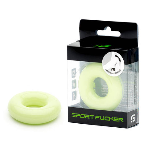 Sport Fucker Rubber Cockring