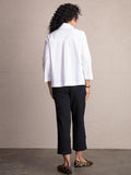 Habitat Deep Hem Boxy Shirt - Poppy Boutique MB