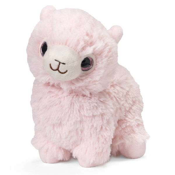 Pink Llama Junior Warmies - Poppy Boutique