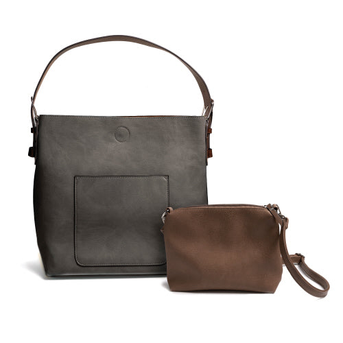 Pocket Hobo & Cross Body 2PC Set - Poppy Boutique MB