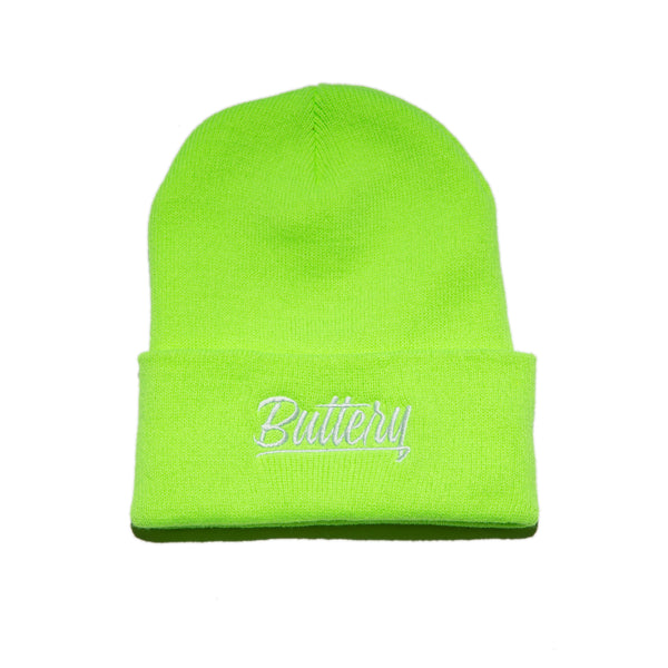 Neon Signature Big Fold Beanie