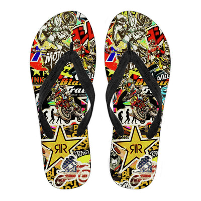 Mx Stickerbomb Vol.2 Flip Flops
