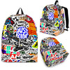 Mx Stickerbomb Vol.4 Backpack