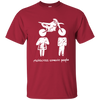 Motocross Connects People Youth T-Shirt