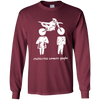 Motocross Connects People Long Sleeve