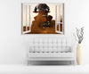 3D Atv Wall Decal