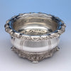 Tiffany & Co 'Pine Cone' Design Antique Sterling Silver Ice Bowl, 1891-1902