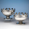 Pair of Antique Sheffield Plate Monteiths or Verrières, c. 1780-90