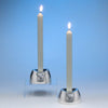 Pair of Towle 'Contour' Pattern Sterling Silver Candle Holders, c. 1950's