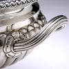 Handle detail Antique Sheffield Plate Covered Tureen on Stand, c. 1805-10