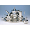 Partial Shreve & Co Sterling Silver 7-piece Coffee and Tea Service, San Francisco - c. 1905