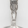 Pattern of the Tiffany & Co 'Renaissance' Pattern Antique Sterling Silver Asparagus Tongs, New York, c. 1910