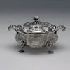 Single example of The McCall Family Pair of English Antique Sterling Silver Sauce Tureens by John Wakefield, London, 1820/21