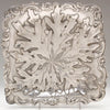 Gorham Antique Sterling Silver Oak Leaf Tray, Providence, RI, 1886