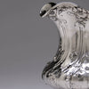 Spout detail on the Gorham St. Louis 'Louisiana Purchase' 1904 Exposition Sterling Silver Water Pitcher, 1904