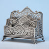 Howard & Co Antique Sterling Silver Letter Holder, 1886