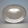 Fletcher & Gardiner American Silver Presentation Game Platter from the Rodgers Service, Philadelphia, 1817