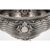 Cartouche of Grosjean & Woodward Antique Sterling Silver Centerpiece Bowl, Retailed by Tiffany & Co., New York City, 1854-65