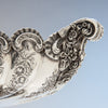 Handle to Pair of S. Kirk & Son Antique Sterling Silver Oval Serving Dishes, Baltimore, MD, 1891- c. 1905