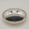 Interior of Arthur Stone Arts & Crafts Sterling Silver Bowl, Gardiner, MA, c. 1920