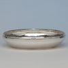 Arthur Stone Arts & Crafts Sterling Silver Bowl, Gardiner, MA, c. 1920