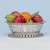 Gorham Antique Sterling Silver Centerpiece Bowl with Liner, Providence, RI, 1913