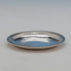 Side of Marquand & Co Antique Coin Silver Dish, New York City, NY, 1833-39