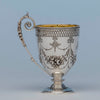 Edward and James Barnard Antique Sterling Cup, London, 1865/66