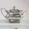 Cumshing Rare and Early China Trade Silver Creamer, circa 1810 - 20