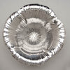 Interior of Clemens Friedell Sterling Silver 'Poppy' Bowl, Pasadena, CA, c. 1915