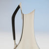Closeup of Gorham Rare 'Circa 70' Sterling Silver Pitcher, Providence, RI, 1960
