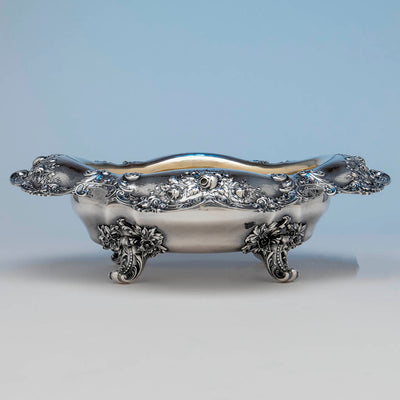 Centerpiece to Gorham Antique Sterling Silver 'Special Order' Garniture Suite, Providence, RI, 1900
