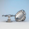 Large tazze to Gorham Antique Sterling Silver 'Special Order' Garniture Suite, Providence, RI, 1900