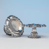 Small tazze to Gorham Antique Sterling Silver 'Special Order' Garniture Suite, Providence, RI, 1900