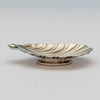 Whiting Antique Sterling Silver Shell Dish, NYC, 1871