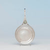 Marcus & Co Sterling and Semi-precious Stone Condiment Dish - 2, NYC, c. 1905