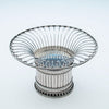 Top of Paul Storr Pair of George IV Sterling Silver Fruit Baskets, London, 1823/24