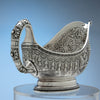 Handle to Tiffany & Co. Antique Sterling Silver Aesthetic Movement Sauce Boat, New York City, 1875-91
