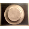Kalo shop photo of The Kalo Shop Arts & Crafts Sterling Chased Presentation Service Plates, Chicago, IL, 1915 set of 12