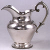 Baldwin Gardiner Extremely Fine American Classical Silver Water Pitcher, New York, c. 1830's