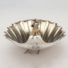 Back of Gorham Antique Sterling Silver Figural Berry Dish, Providence, RI, 1872