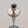 Socle to Shreve & Co Lily Pad Antique Sterling Silver Suite, San Francisco, CA, c. 1905