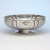 The Kalo Shop Arts & Crafts Sterling Silver Centerpiece Bowl, Chicago, IL, c. 1920's