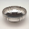 Interior of The Kalo Shop Arts & Crafts Sterling Silver Centerpiece Bowl, Chicago, IL, c. 1920's