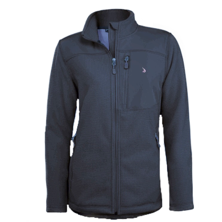 Ladies Fleece Full Zip
