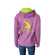 Ladies' Hoodies - Magenta