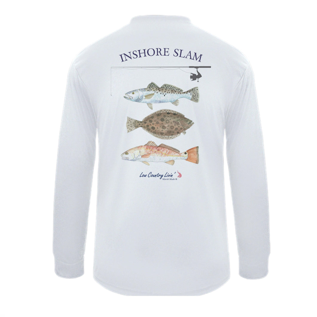 Youth Fishing Shirts L/S SPF 50