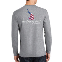 Tee USA Old Glory L/S